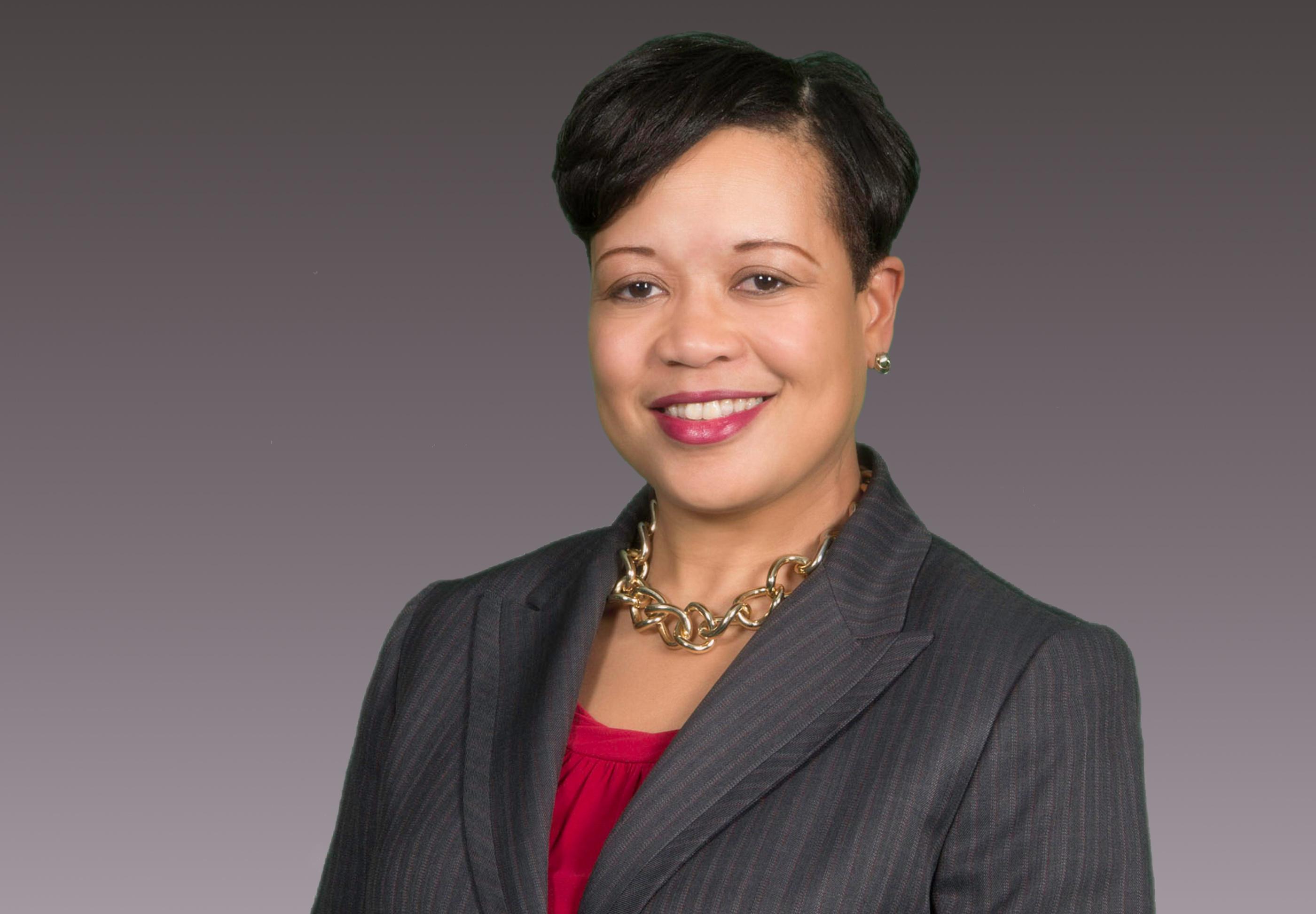 Joelle A. Murchison, Associate Vice President for Diversity, University of Connecticut.