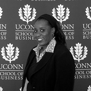 Image of Seanice Austin, Director of the Office of Diversity Initiatives, UConn School of Business