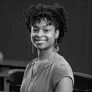 Image of alumna Nicole Jones Young, '16 Ph.D., Ph.D. '16, Assistant Professor of Organizational Behavior, Franklin & Marshall College