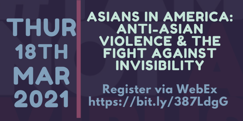 Anti-Asian March 18 2021